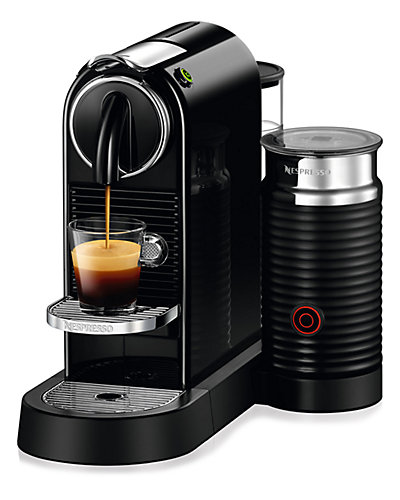 Nespresso Citiz & Aeroccino