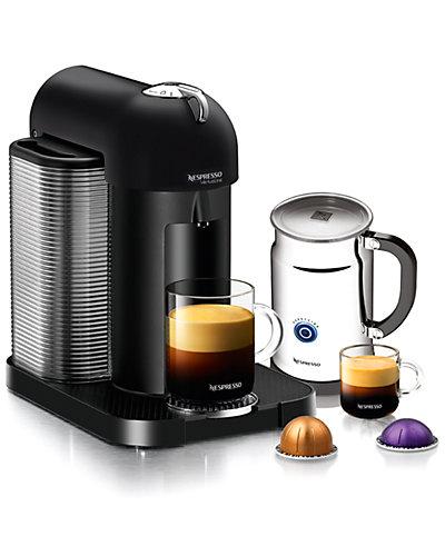Nespresso Vertuo & Aeroccino