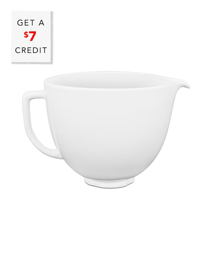 Kitchenaid 5Qt Ceramic Bowl photo