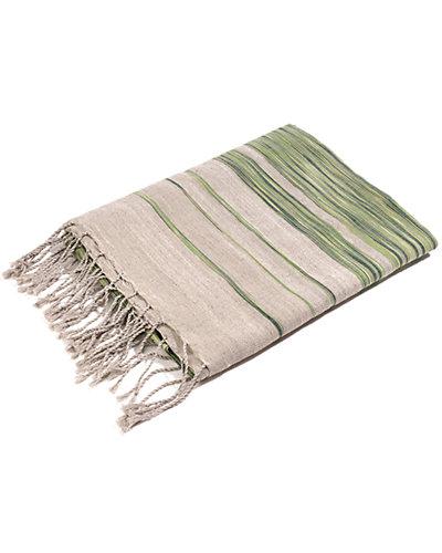 Scents & Feel Fouta Linen Cotton Picnic Blanket