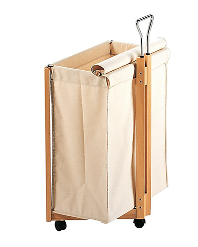 Nameeks Aris Natural Laundry Basket