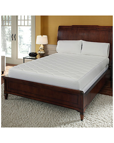 Pure-Rest™ Quilted-Top Memory Foam Mattress