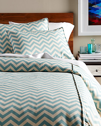 "Chooty & Co. ""Zigzag"" Duvet Set"