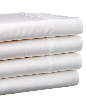 Northern Nights 350 Tc Organic Cotton Sheet Set seen on The Wendy Williams Show