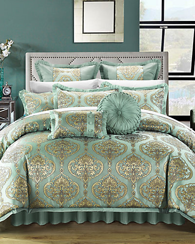 Ricci Decorator Comforter Set