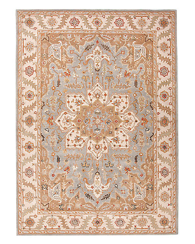 """""""Orleans"""" Hand-Tufted Rug"""