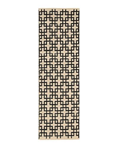 Barclay Butera Handmade 2ft 3 in x 8ft Rug