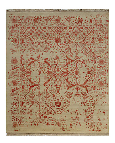 Assorted Hand-Knotted Rug