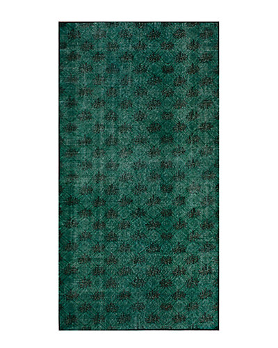 Vintage Hand-Knotted 4 ft 7 in x 8 ft 8 in Rug
