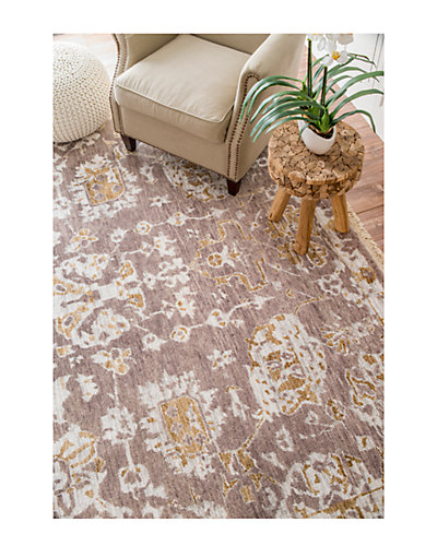 Eleanora Hand-Knotted 8 ft x 10 ft Rug