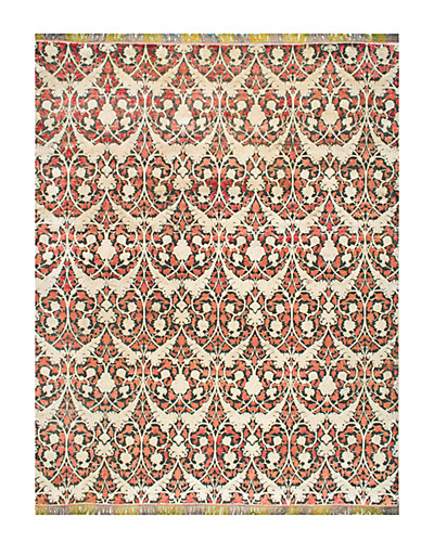 Allene Hand-Knotted 8 ft x 10 ft Rug