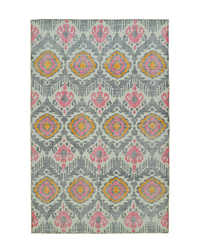 Relic Collection Hand-Knotted Rug