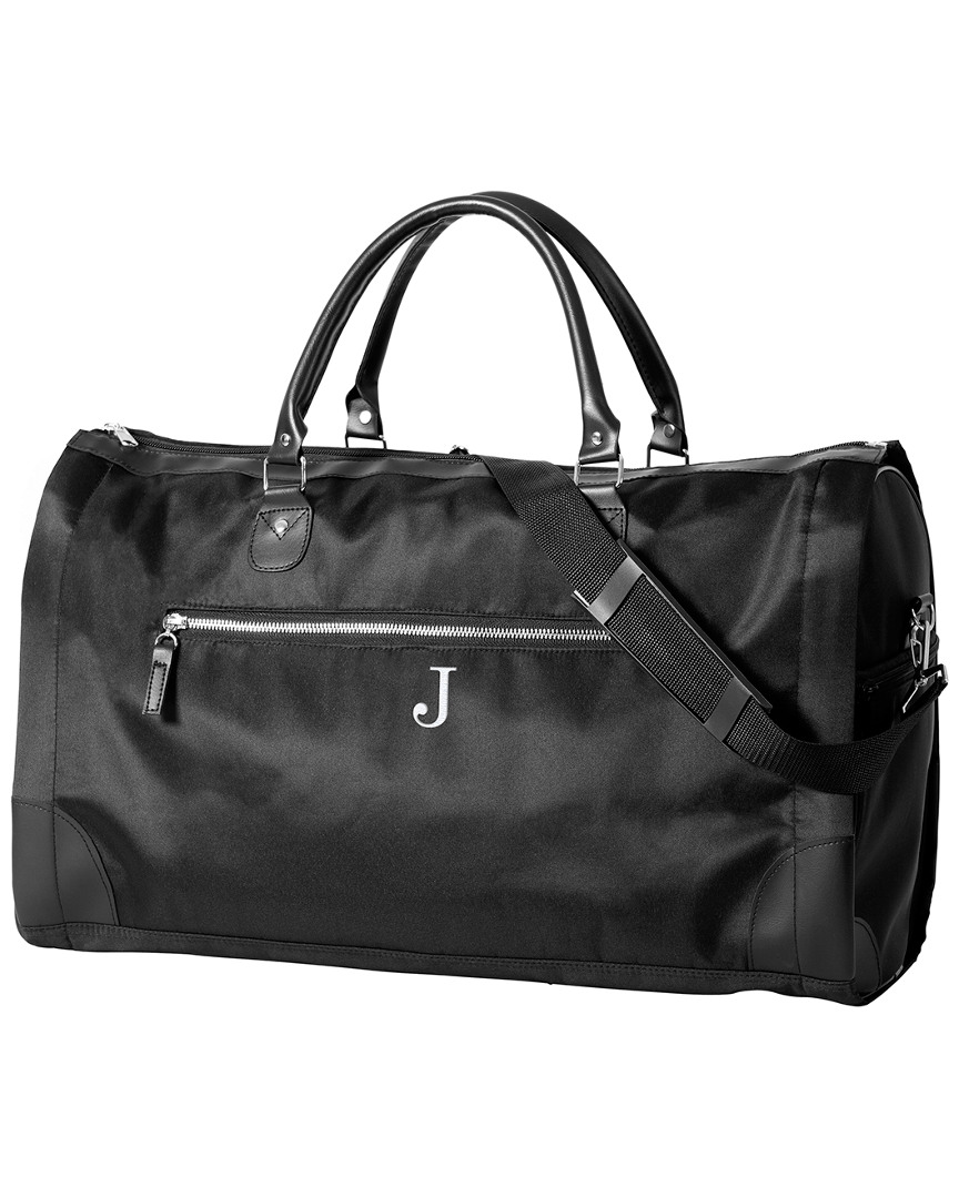 Cathy's Concepts Personalized Men's Microfiber Convertible Garment Bag