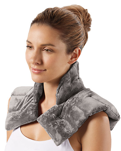 Brookstone TheraSpa Herbal Hot & Cold Neck Wrap