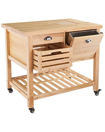 Aledo Kitchen Cart