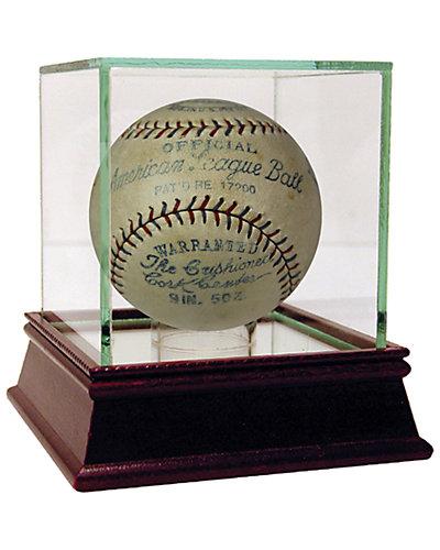 Babe Ruth Signed OAL Barnard Reach Baseball by Steiner Sports