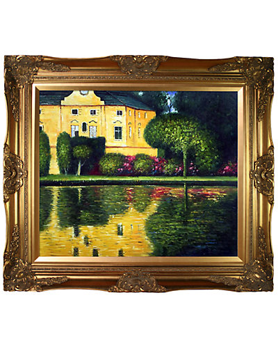 Schloss Kammer on Attersee by Gustav Klimt  Oil Reproduction