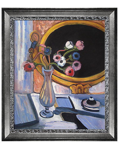 Anemone and Mirror by Henri Matisse Reproduction
