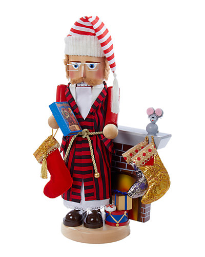"Steinbach Storyteller ""Night Before Christmas"" Special Edition Nutcracker"