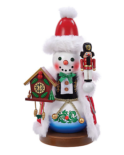 Steinbach German Snowman Nutcracker