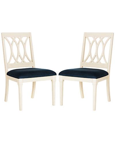 Selena Velvet Side Chair