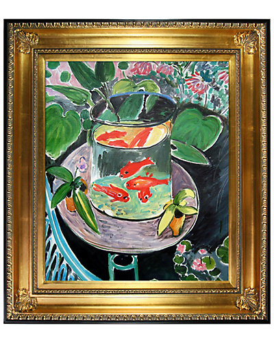 The Gold Fish by Henri Matisse Framed Hand Painted Oil Reproduction