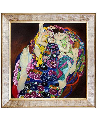 The Virgin by Gustav Klimt Oil Reproduction