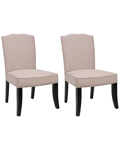 Set of 2 Terrie Side Chairs