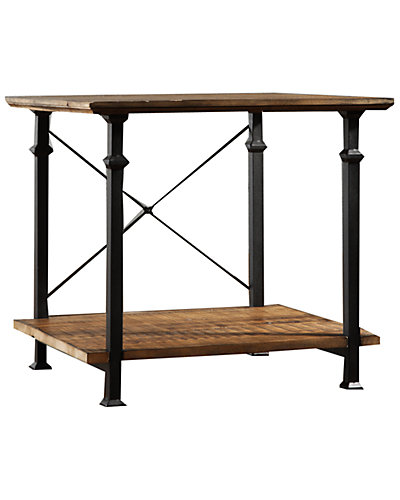 Factory End Table