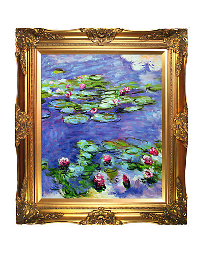 """Water Lilies"" by Claude Monet"