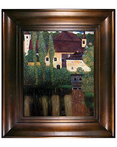 Water Castle by Gustav Klimt Reproduction