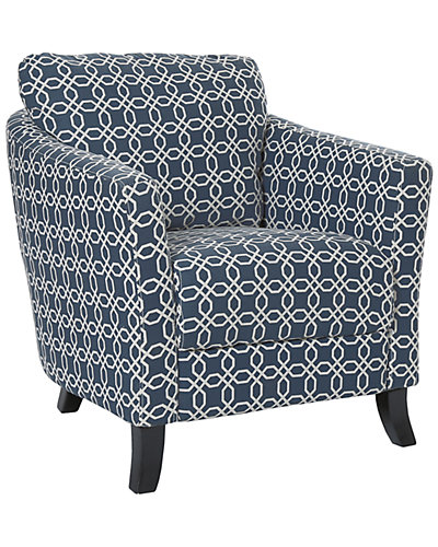 Angled Kaleidoscope Chair