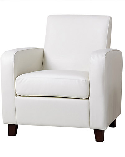 Elizabeth Leather Club Chair
