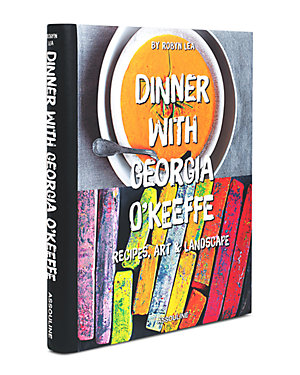 Assouline Dinner With Georgia O'Keeffe