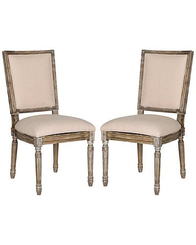 Set of 2 Buchanan Side Chairs
