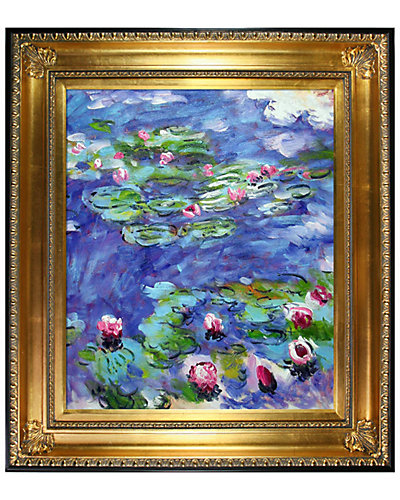 Water Lilies by Claude Monet Reproduction
