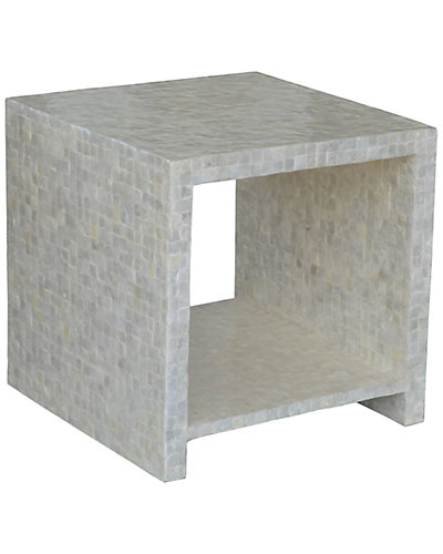 Uptown Cube Side Table