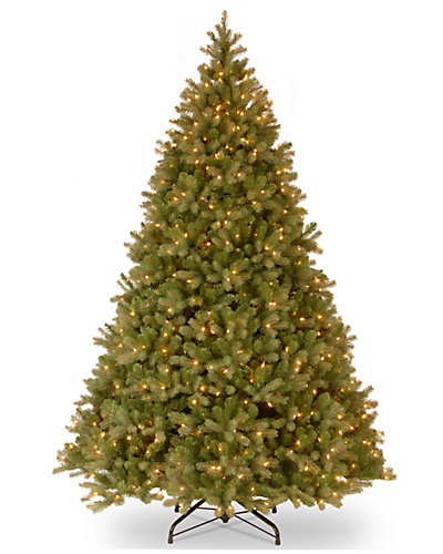 10ft Feel-Real Downswept Douglas Hinged Tree