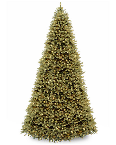 12ft Feel-Real Downswept Douglas Hinged Tree