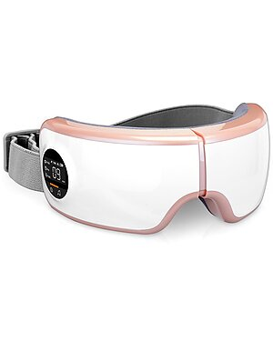 SereneLife Smart Eye Massager as seen on Access Hollywood deals