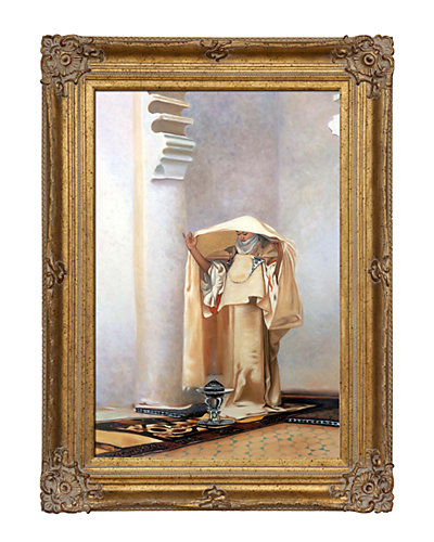 Smoke of Ambergris 1880 by John Singer Sergent Reproduction