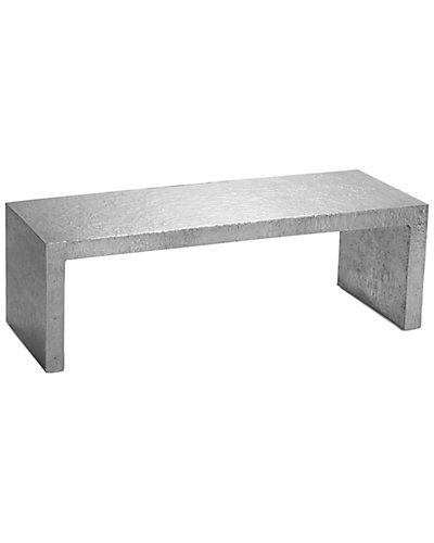 Michael Aram 43.25in Block Bench