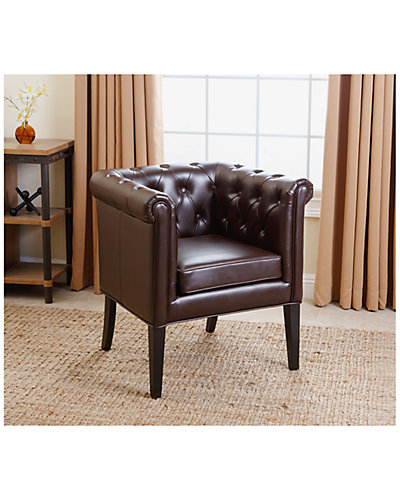 Hunter Leather Dining Chair