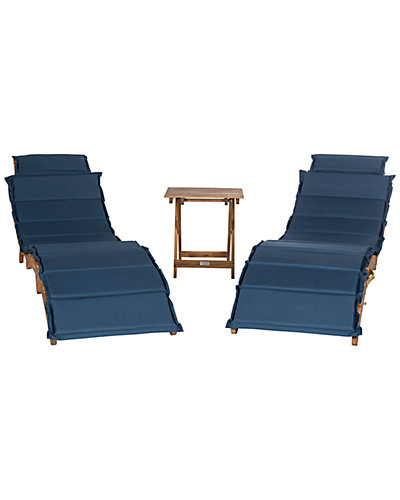 Pacifica 3 Piece Lounge Set III