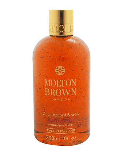 Molton Brown 10oz Oudh Accord & Gold Body Wash
