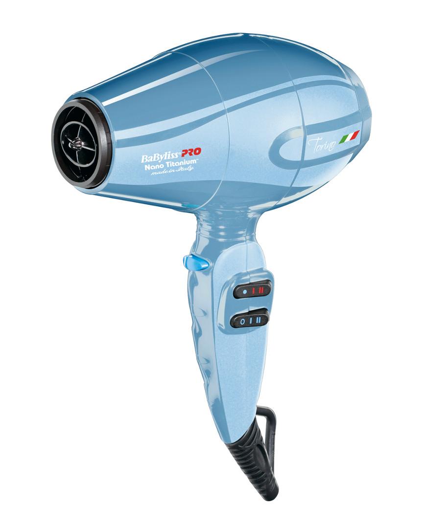 Babyliss Pro Nano Titanium Torino Dryer 41201536530000