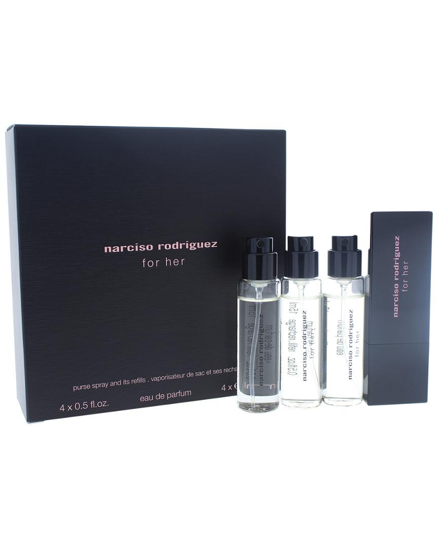Narciso Rodriguez Women's Narciso Rodriguez Miniature Set 5Pc Mini Gift Set 41204750260000