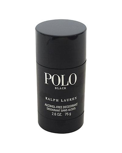 Ralph Lauren 2.6oz Black Polo Alcohol-Free Deodorant Stick