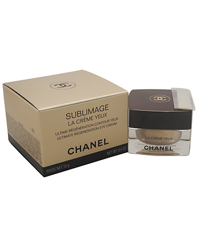 Chanel Unisex .5oz Sublimage La Creme Yeux Ultimate Regeneration Eye Cream