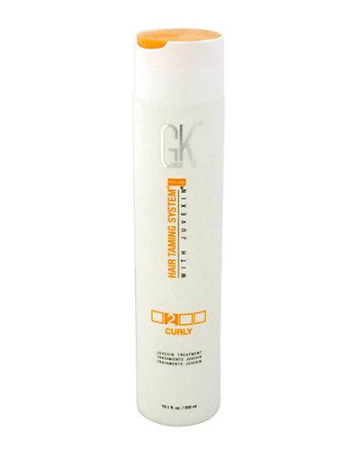 Global Keratin 10.1oz Hair Taming System Curly Juvexin Treatment